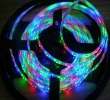 RGB LED Strip DC 12V 5M Waterproof IP65 300pcs SMD 3528 flexible LED Strip Light with Remote Control