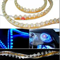 48 Led Flexible PVC Great Wall Strip Light for Car
