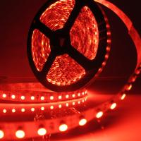 red Flexible LED Strip SMD 3528 600 LED Non Waterproof 24W 12V Car Auto