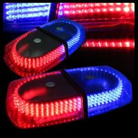 240 LED Car Roof Flashing Strobe Emergency Light red/blue color